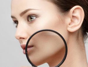 Gesichtsbehandlungen im Kosmetikstudio, Gioia Schuster